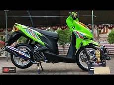 Vario Babylook by Review Modifikasi Honda Vario 125 Babylook Juara Kontes