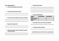 science worksheets for grade 7 igcse 12201 cambridge science checkpoint 3 revision worksheets by sciences teaching resources