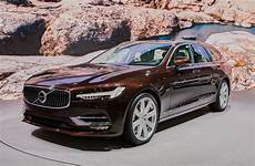 2017 volvo v90 svelte swedish wagon debuts in geneva