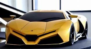 Carscoop Lamborghini Cnossus Concept Design  What Do You