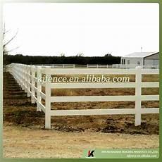 barriere pvc en kit style am 233 ricain en plastique de cl 244 ture de ranch cl 244 tures