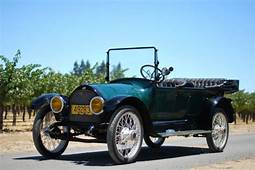 1916 Willys Overland Model 86 Touring Car