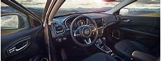 2018 Jeep Compass Innovative Interior Features