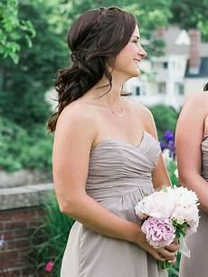 Wedding Hairstyles Strapless Dress