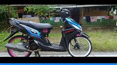 Motor Mio M3 Modifikasi by 85 Foto Modifikasi Motor Mio M3 Teamodifikasi