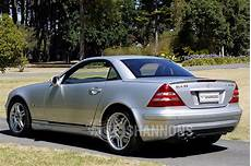 sold mercedes slk32 amg convertible auctions lot
