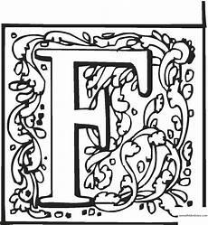 Ausmalbilder Buchstaben F Ausmalbild Der Buchstabe F Kostenlos Zum Ausdrucken