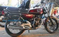 Honda Gl 100 Modif by Modifikasi Honda Gl 100 Marem Motor