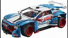 lego technic 2018 lego 42077 lego technic 2018 rally car official pictures