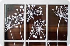 196 hnliche artikel wie modern window painting dandelion