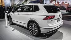 vw tiguan 2018 r line volkswagen will add two more crossovers in the near future