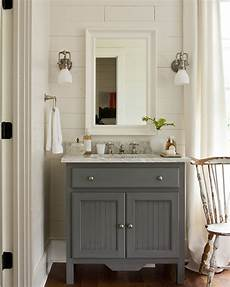 Bathroom Ideas Gray Vanity by Gray Bathroom Vanity Design Ideas