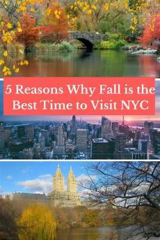 5 reasons why fall is the best time to visit nyc the globetrotting teacher