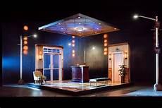 einrichten design david rockwell s lobby design sits on a stage surface
