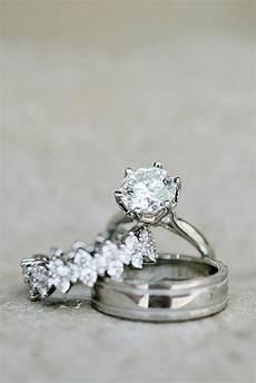 pretty wedding rings elizabeth designs the wedding