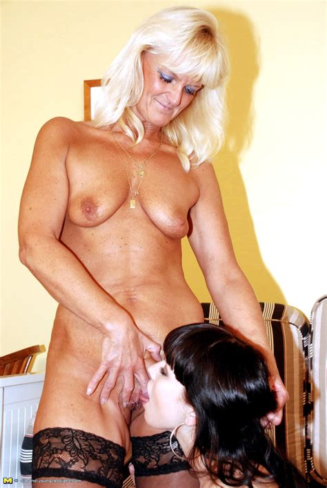 Mature Woman And Young Porn