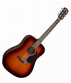 Fender Cd60 Sunburst Acoustic Guitar Available At Snapdeal