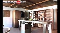 küche rustikal modern rustikale moderne luxus k 252 che edelstahl schrank
