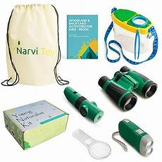 Amazon Com Set Of 6 Bug Explorer Magnifying Amazon Com Narvi Toys Outdoor Explorer Kit Bug Catcher