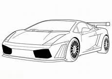 malvorlagen auto lamborghini kostenlos zum ausdrucken