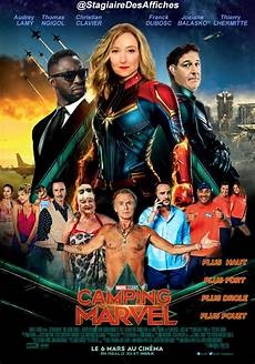 Cing Marvel Captain Marvel All Inclusive Affiche Poster