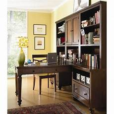 buy home office furniture icb 6945 bch aspen home furniture cambridge peninsula desk