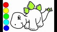 wie zeichne dinosaurier dinosaurier malerei