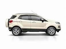 2015 Ford Ecosport With New Colors Launched In Brazil