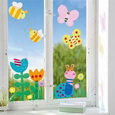 Basteln Mit Kindern Sommer Fenster - fensterfolie fr 252 hling jako o basteln fr 252 hling
