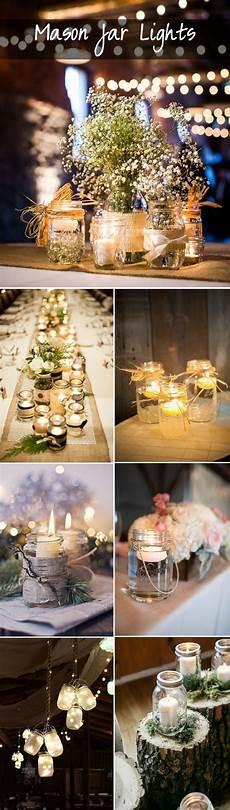 50 best rustic wedding ideas with mason jars stylish