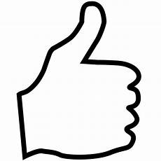 Thumb Up Thumb Clipart onlinelabels clip thumbs up