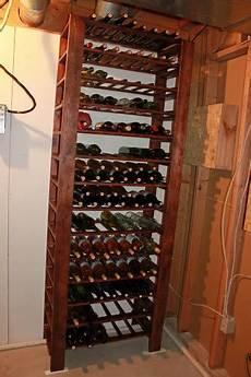 weinregal selber bauen diy build your own wine rack between3sisters
