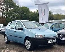 fiat punto 2001 2001 fiat punto 1 2 5dr in leicester leicestershire