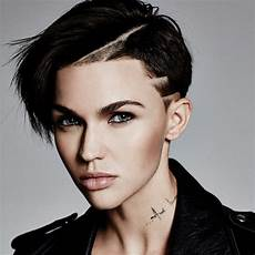 crazy short hairstyles for women elle hairstyles