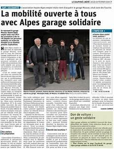 20 02 20 Dl Alpes Garage Solidaire Udess 05