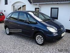 2003 Citroen Xsara Picasso 2 0 Hdi Exclusive Car Photo