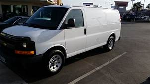 2014 Chevrolet Express Cargo  Overview CarGurus