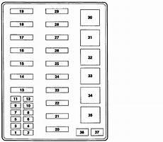 25 1999 Ford F250 Fuse Box Diagram Fixthefec Org