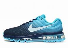 lyst nike air max 2017 in blue for