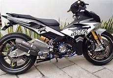 Modifikasi Mx King 150 by 99 Inspirasi Modifikasi Yamaha Mx King 150 Modifikasi