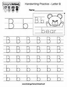 letter b and c worksheets 23965 letter b writing practice worksheet worksheets for kindergarten writing practice