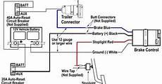 Draw Tite Brake Controller Troubleshooting Diagram