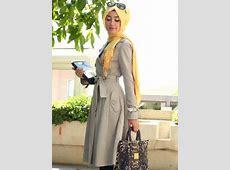 Hijab office Wear   20 Ideas to Wear Hijab at Work Elegantly