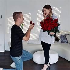 Bibi Heinicke Schwanger - schwangere bibi heinicke verlobung mit ihrem julian