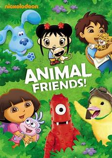 nick jr favorites animal friends dvd 2009 nu est jr pets and animals