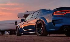 Dodge Srt 2020 by 2020 Dodge Charger Srt Hellcat Widebody Rear
