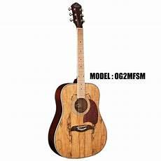Oscar Schmidt By Washburn Dreadnought Acoustic Guitar