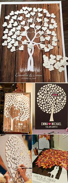 Wedding Signature Ideas 20 must see non traditional wedding guest book alternatives