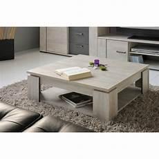 table de salon contemporaine table basse carr 233 e contemporaine gris loft cesario matelpro