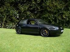 Volkswagen Golf 4 Gti Miniature Black Revell 1 18